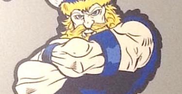 Hopkins Vikings Logo
